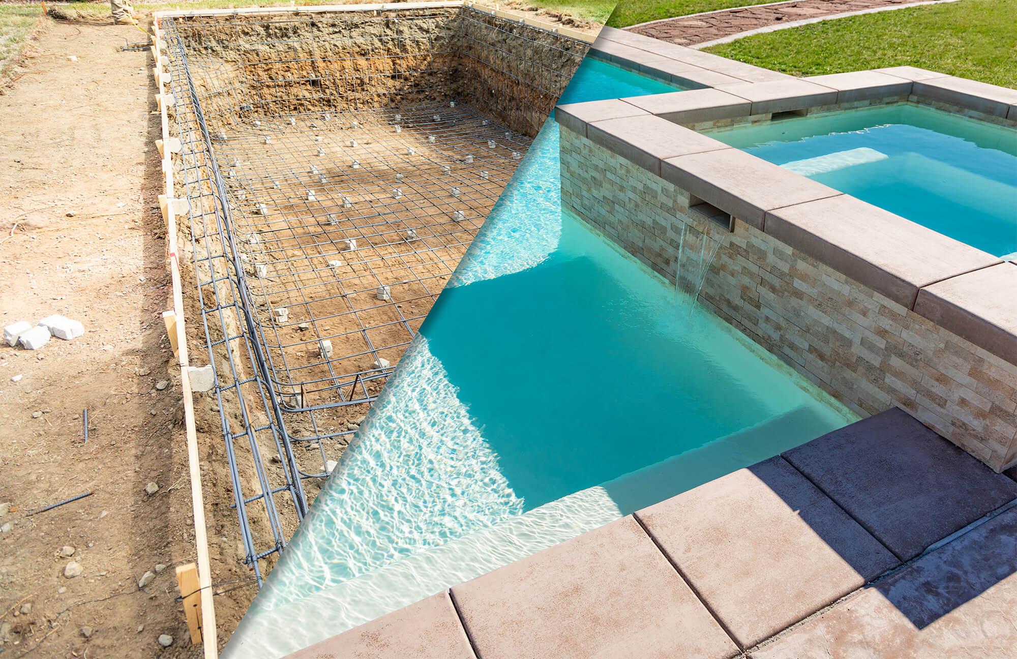 Poolbauer Kassel - Individueller Pool im Garten